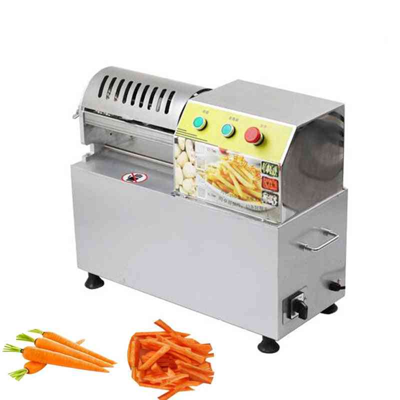 Best Selling Electric French Fries Machine, Melon And Fruit Cutting