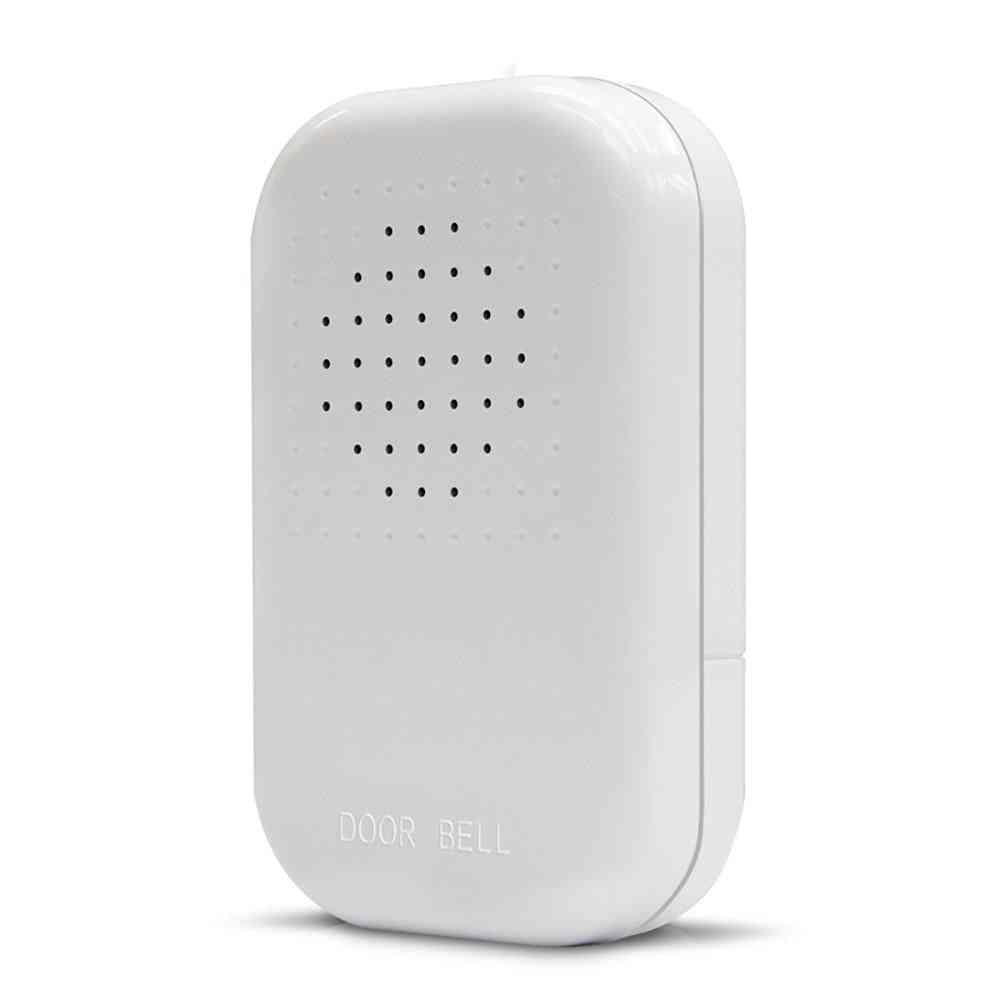 Plastic Chime Vocal, Wired Doorbell For Office, Home Security, Access Control System