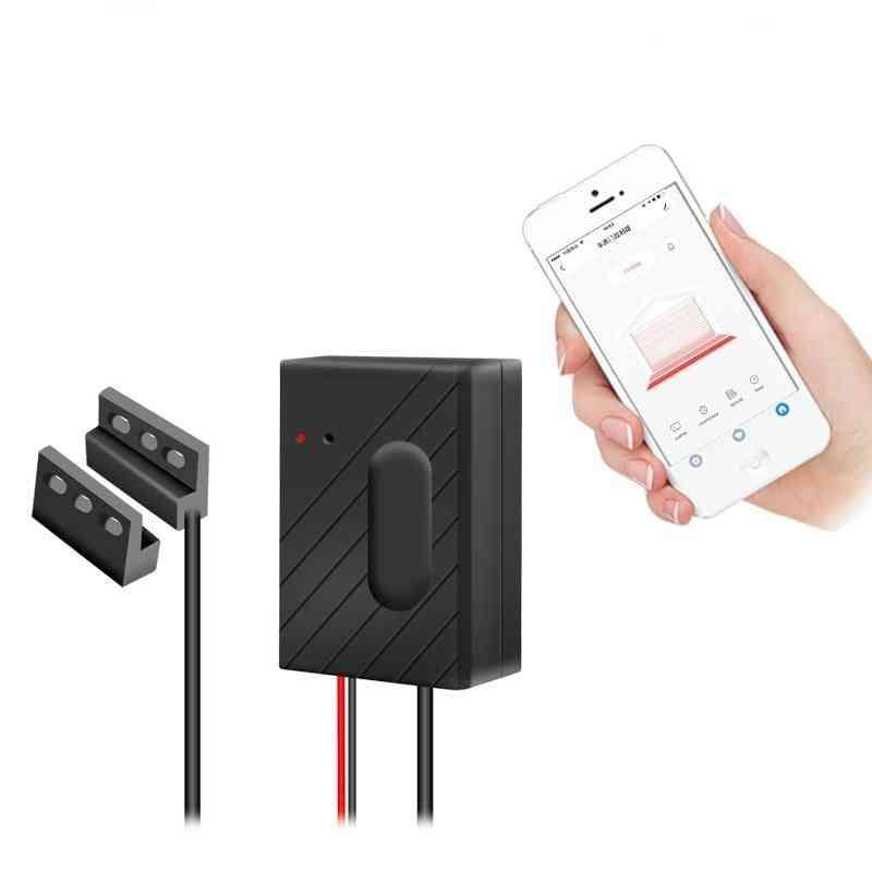 Wifi Garage Door Opener, Smart Gate Controllor With Alexa, Echo Google, Home