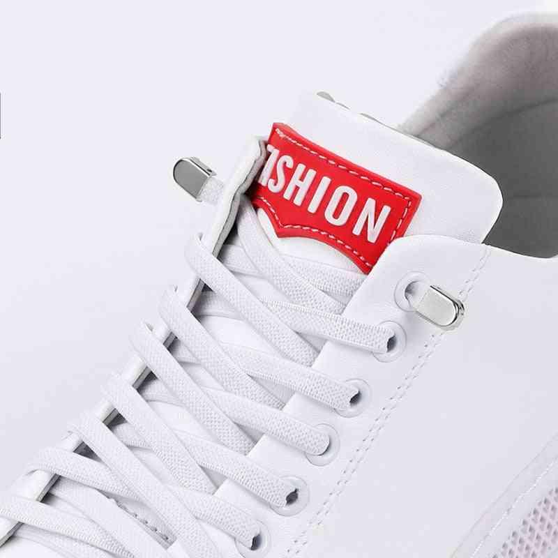 Elastic Shoelaces No Tie Shoe Laces Outdoor Leisure Sneakers