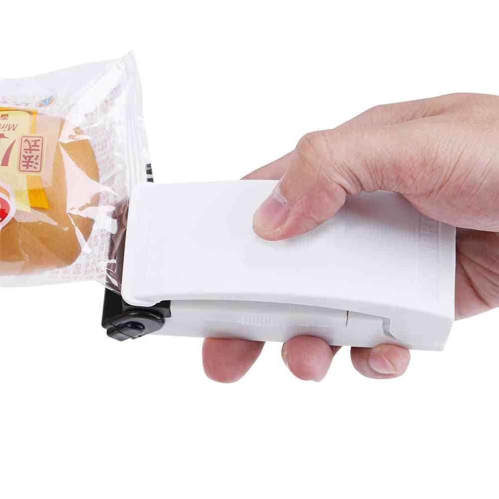 Mini Household Package Sealing Machine For Plastic Bag