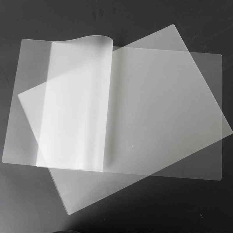 A4 Thermal Laminating Film Pet For Photo, Files, Card & Picture Lamination