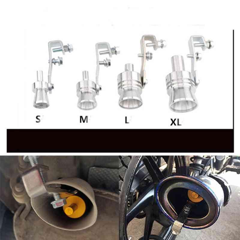 Universal Simulator Whistler Exhaust Fake Turbo Pipe Sound