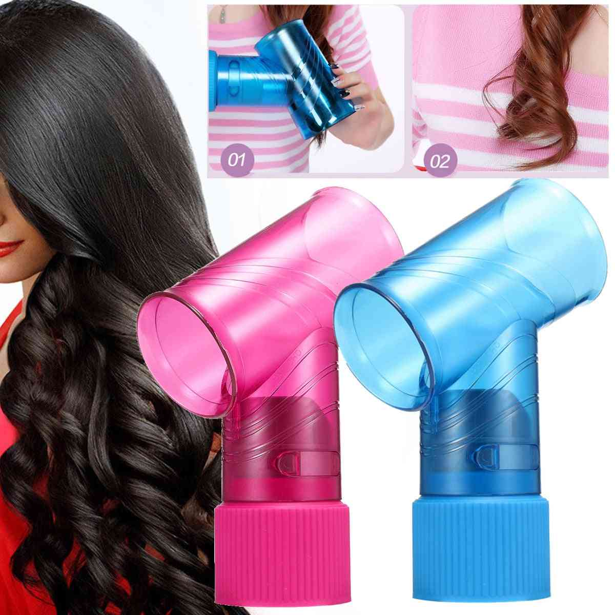 Portable Curly Hair Styling- Magic Spin Dryer Diffuser