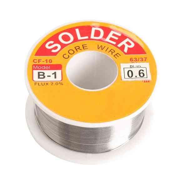 Lead Tin Wire Melt Rosin Core Welding Line Solder Soldering Wires Roll