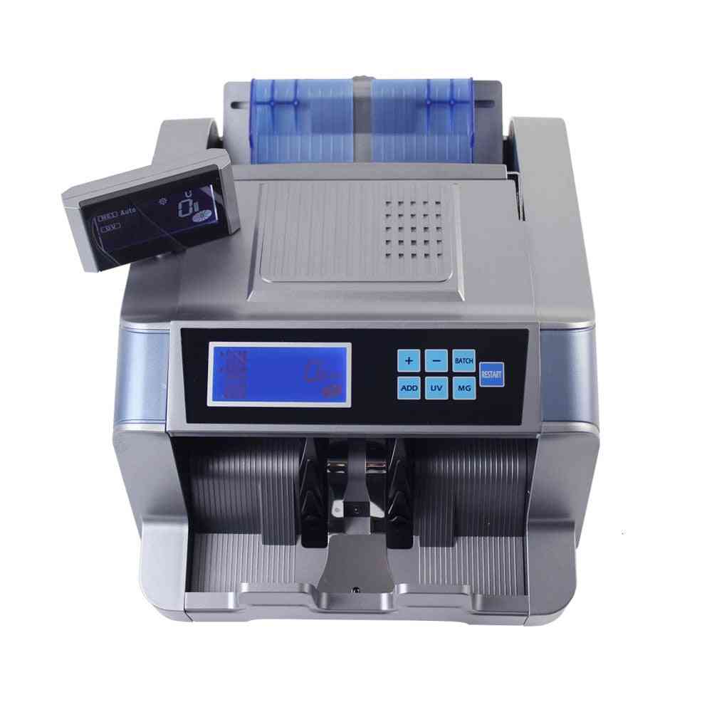 Bill Counter Banknotes Detector Counting Machine