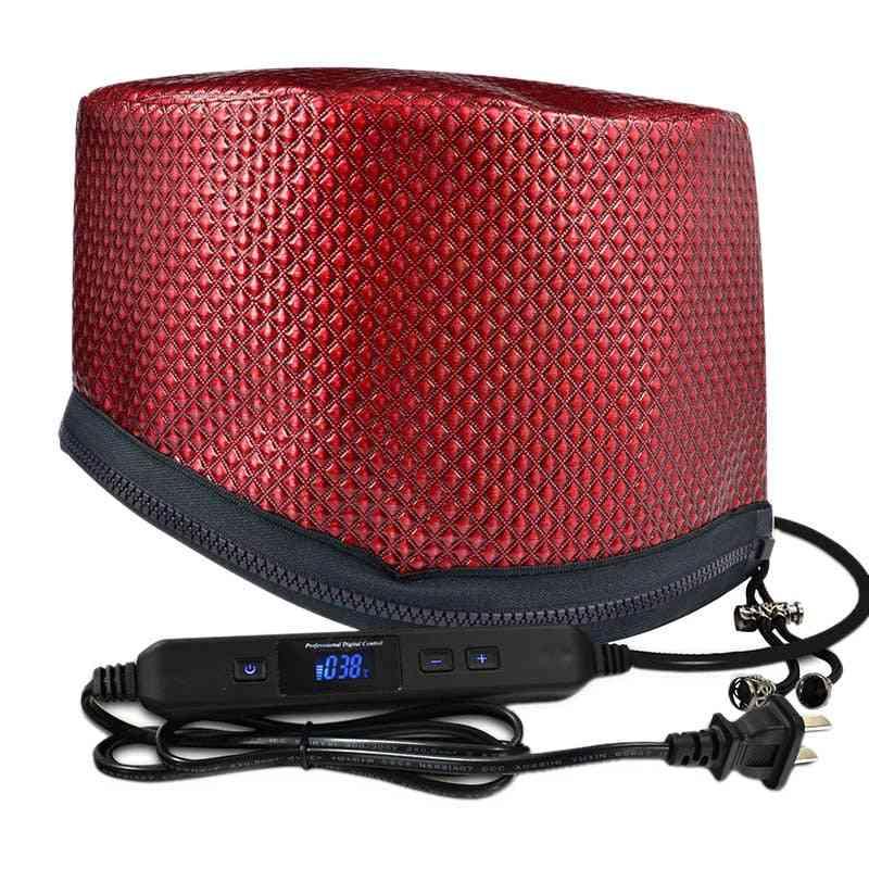 Electric Heating Hair Dryer Cap
