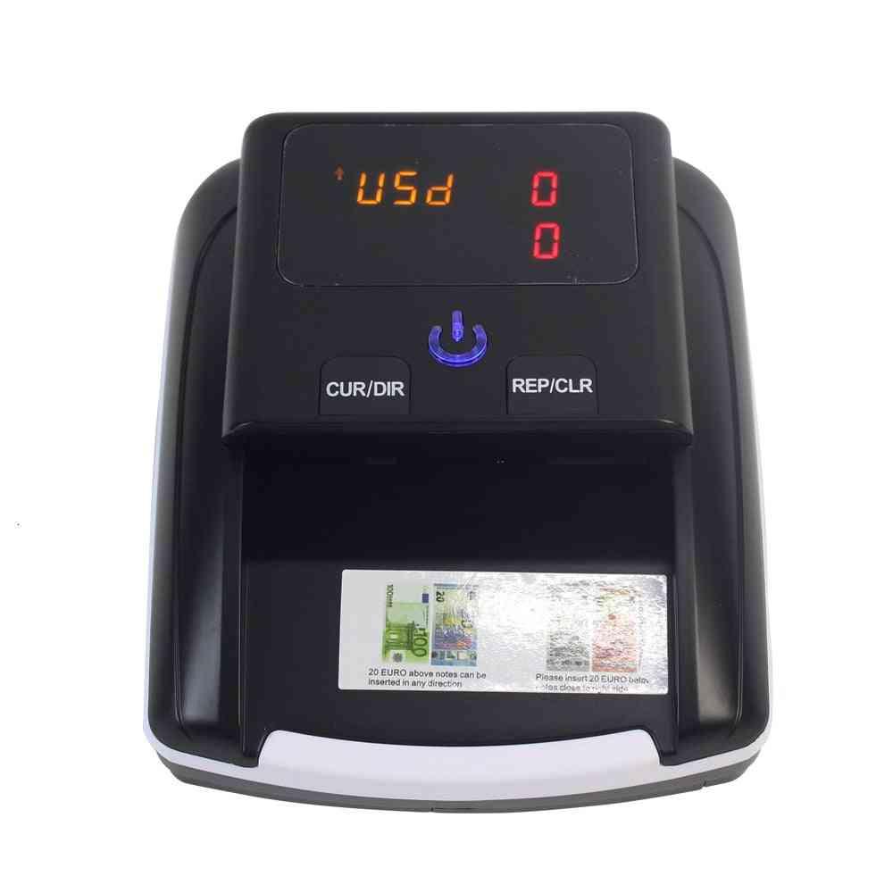 Fake Banknote Detector Machine