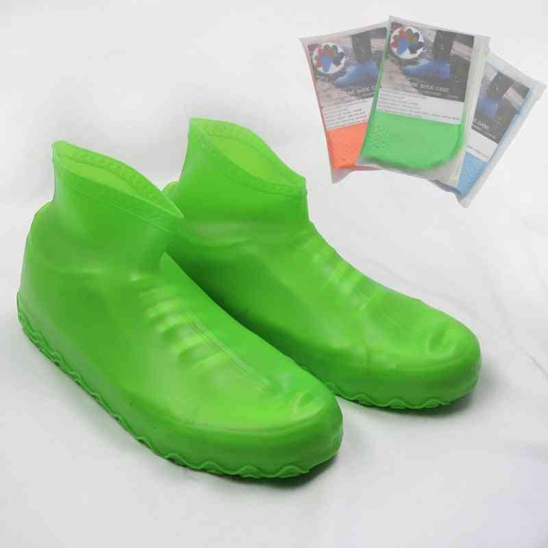 Silicone Slip-resistant Rubber Rain Boot,  Shoes Covers
