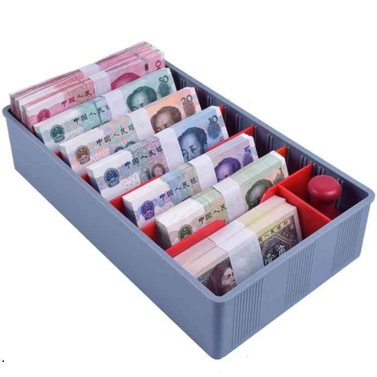 Money Counter Cash And Coin Handling Tray