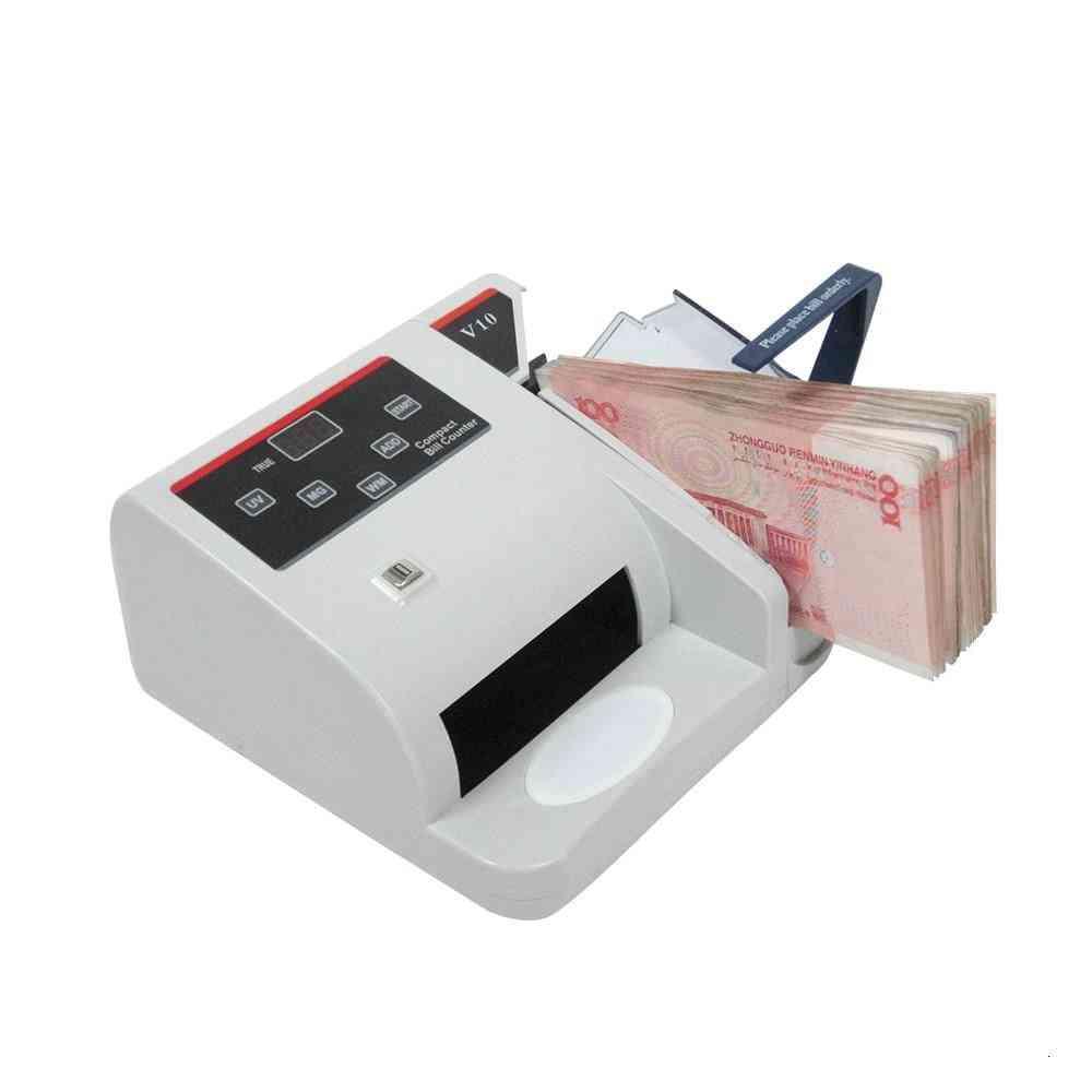 Handy Money Counting Detection Machine