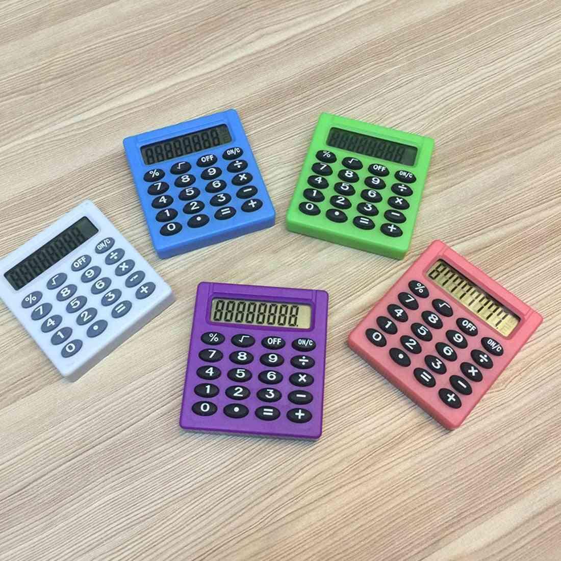 Pocket Cartoon Mini Calculator