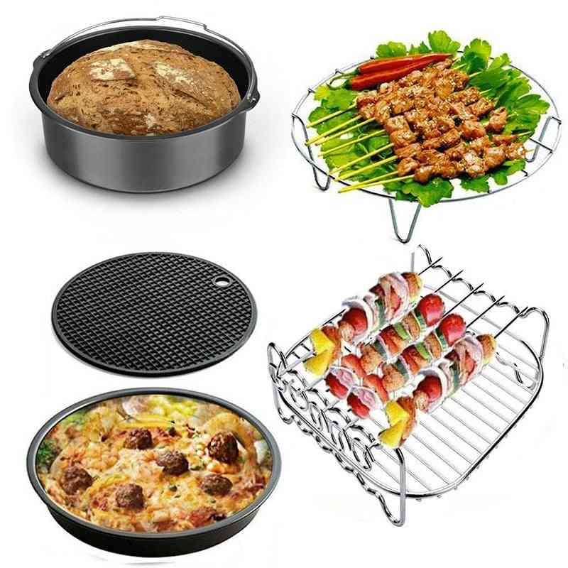 Air Fryer Accessories For Gowise Phillips Cozyna And Secura