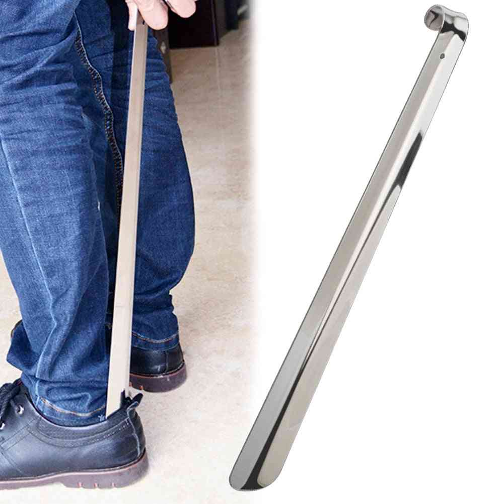 Stainless Steel Long Handle Portable Professional High Heel Durable Shoes Lifter