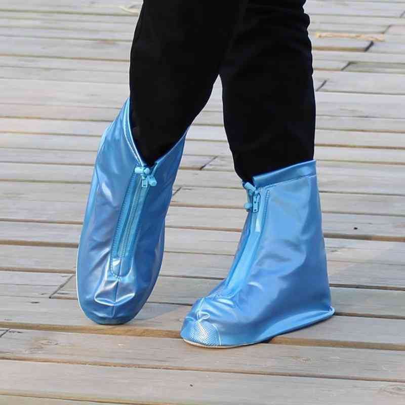 Reusable Waterproof Protector Shoes / Boot Rain Cover