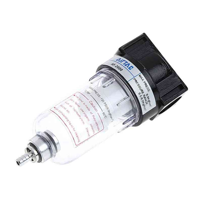 Pneumatic Air Filter For Compressor-oil Water Separation