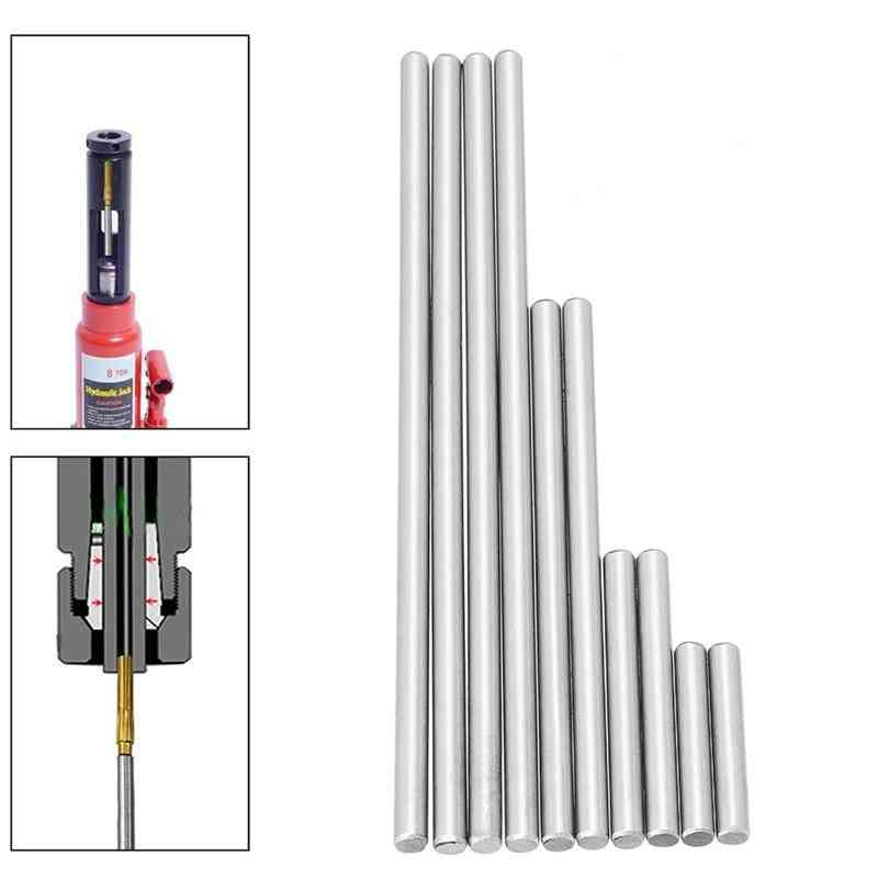 Ejector Pins Set For Pushing Rifling Buttons, Steel Reamer, Machine Tools Accessories