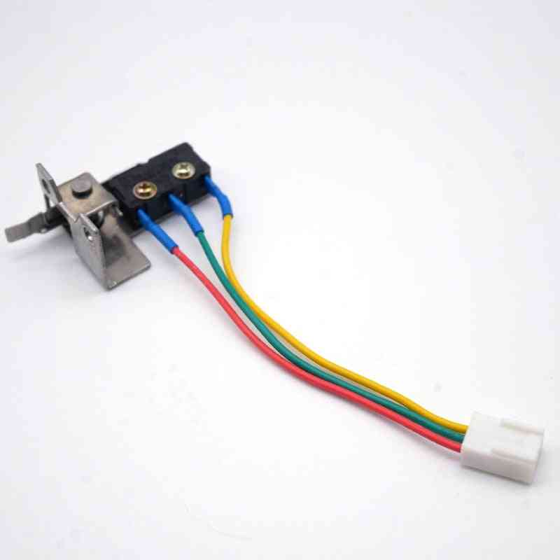 Gas Water Heater Spare Parts Micro Switch With Bracket