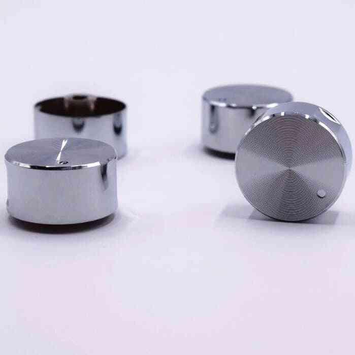 Stainless Steel Round Gas Stove Knob
