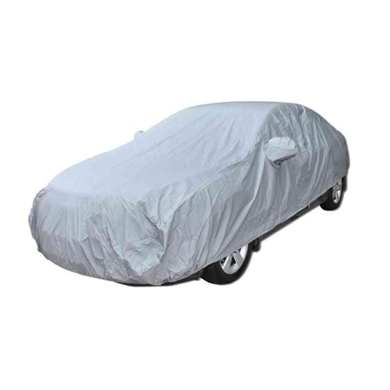 Full Car Indoor Outdoor Sunscreen Heat Protection Dustproof Cover