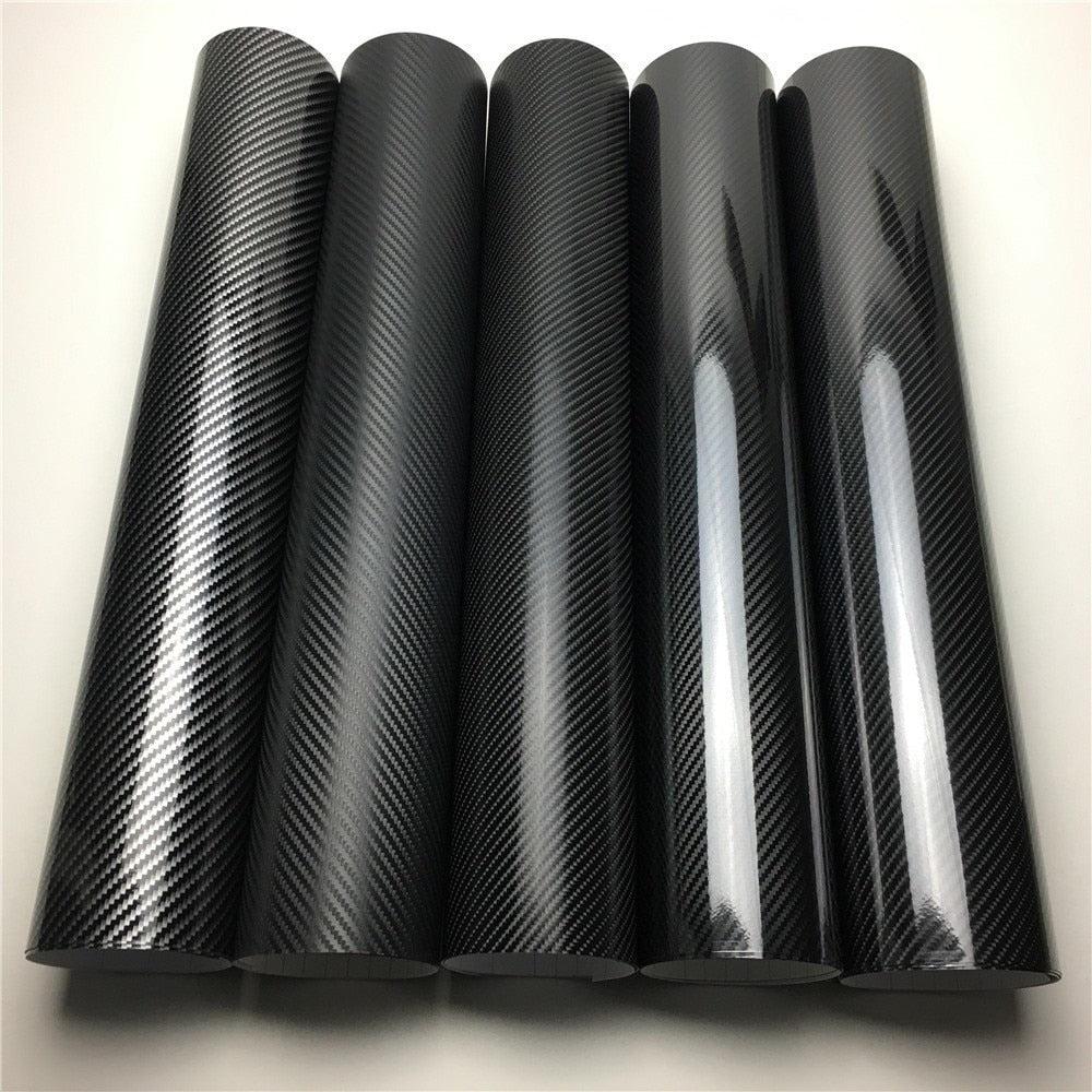 2d-6d Carbon Fiber Vinyl Wrap, Film Car Wrapping Foil