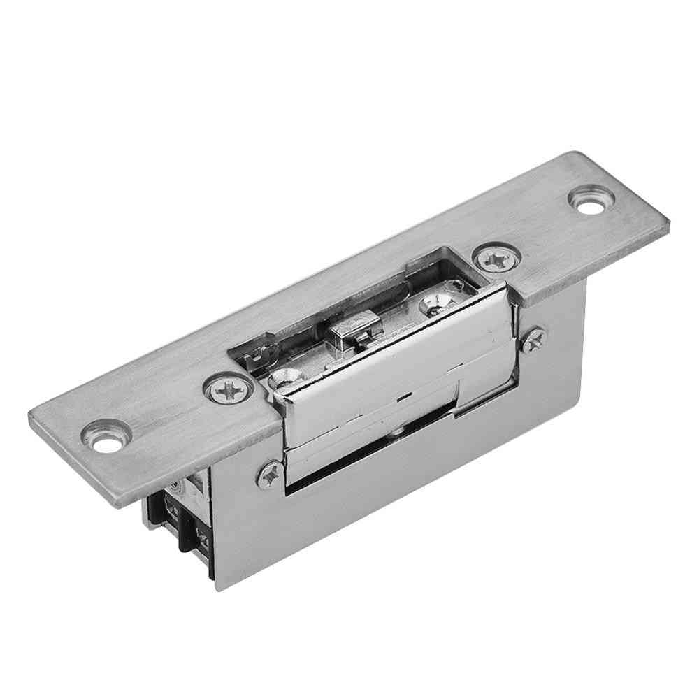 Secure Electric Strike Adjustable Door Lock-tongue