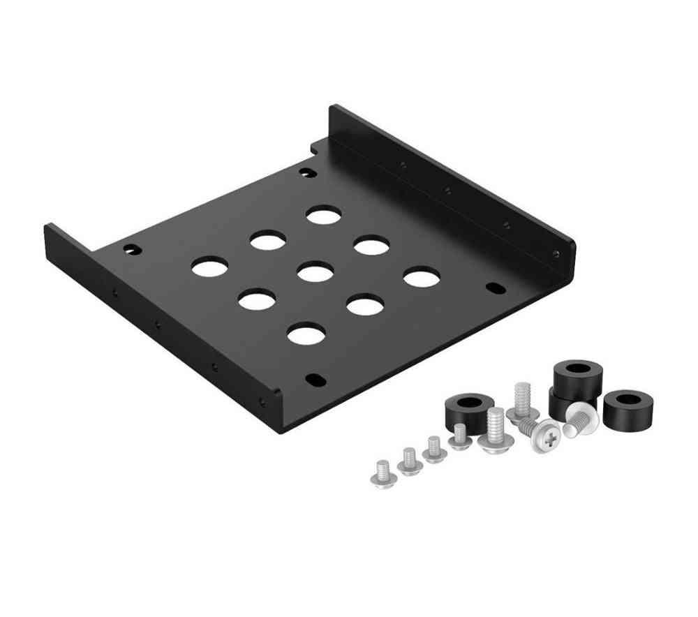 Aluminum 2.5'' To 3.5'' Hard Disk Drive Mounting Bracket Kit