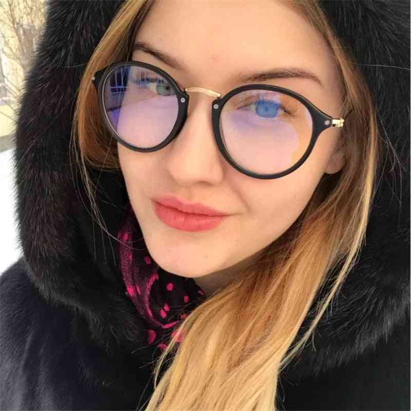 Computer Spectacles Glasses Frame - Female Women's Wear
