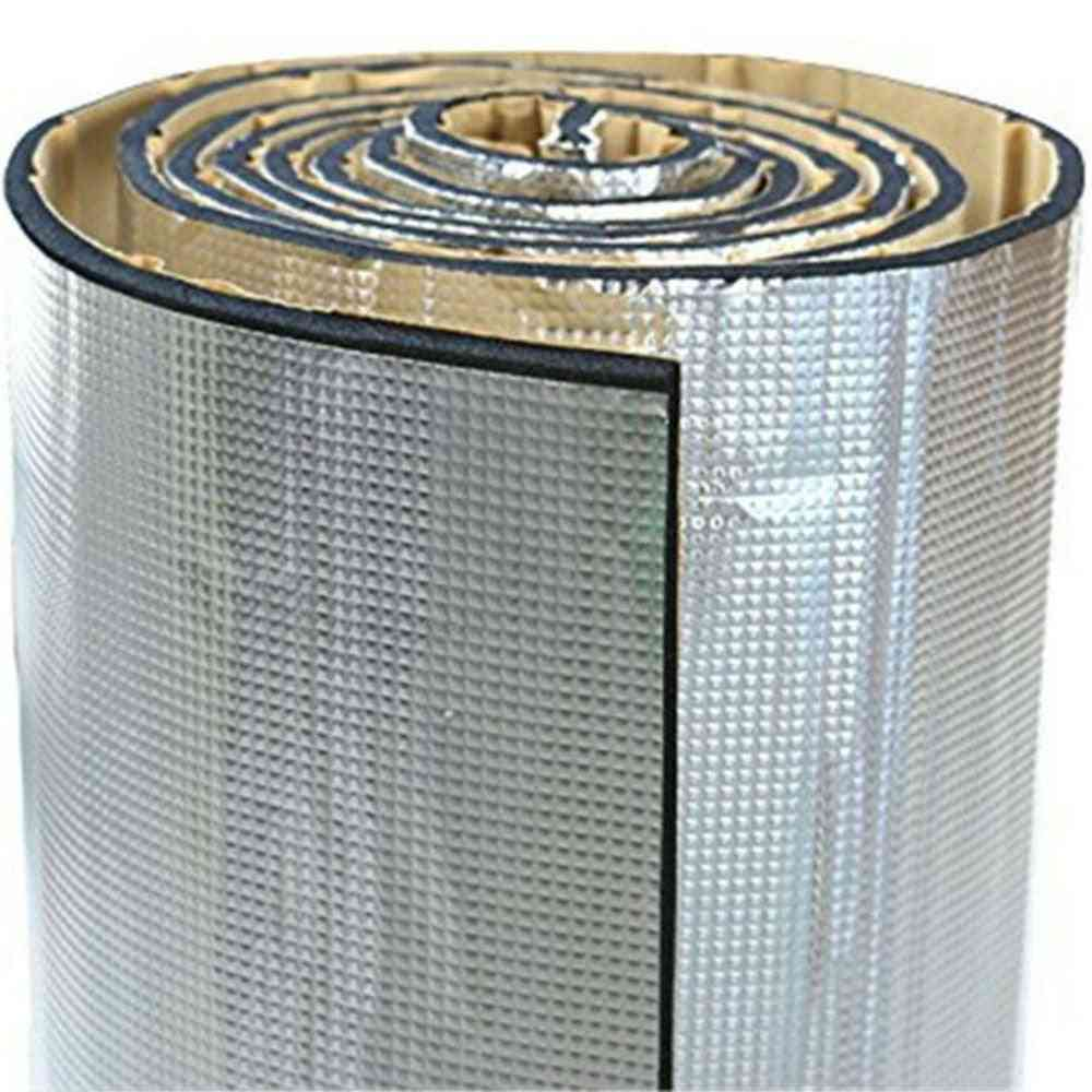 High Temperature Resistance Thermal Heat Insulation Non-combustible Flame Retardant Mat