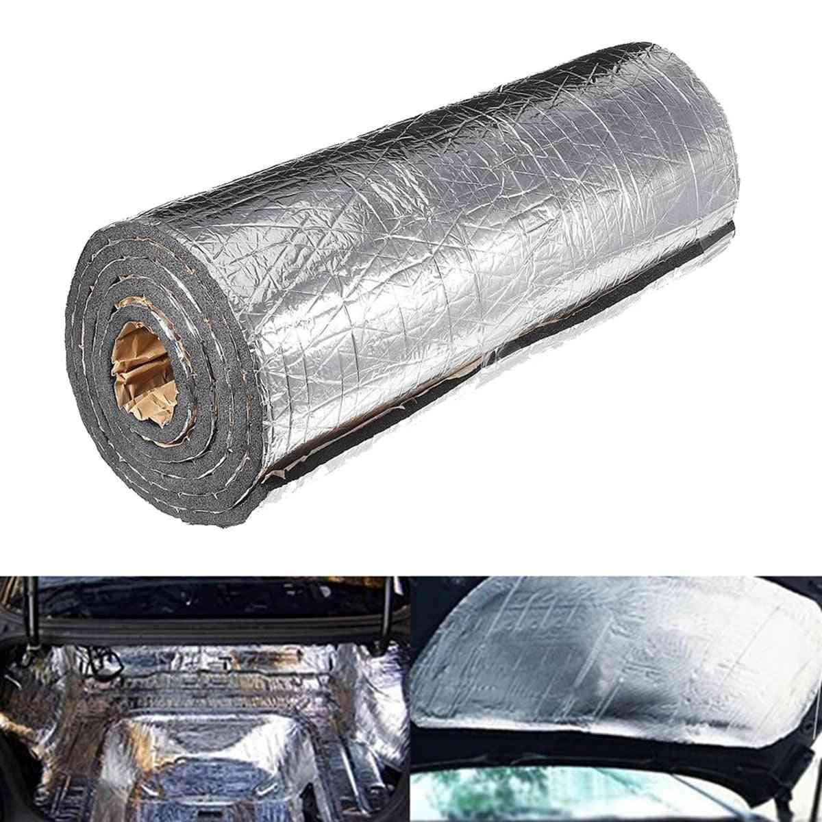 Car Truck Firewall, Heat Sound Deadener Noise Insulation Mat
