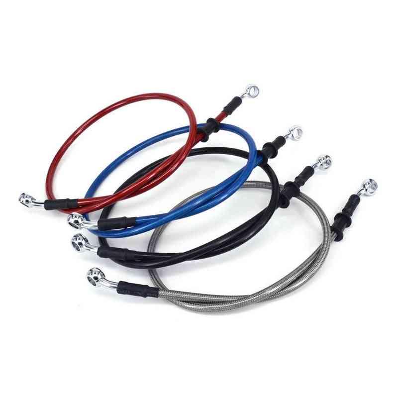 Motorcycle Hydraulic Brake Hose Line Cable 10mm Banjo