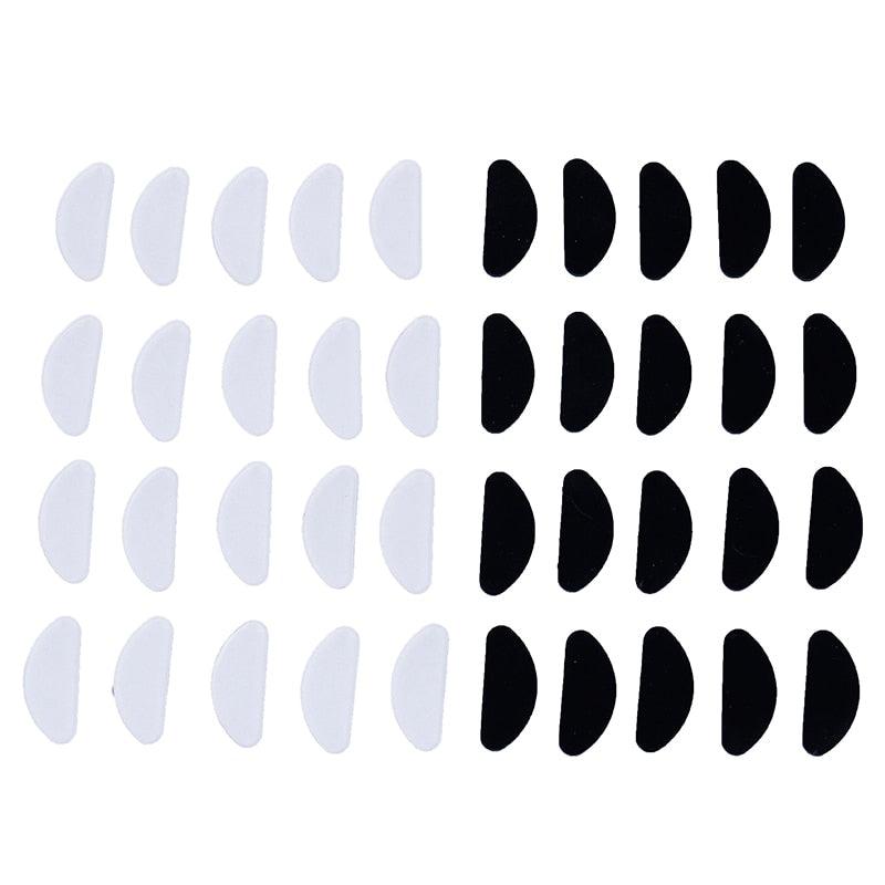 Self Adhesive Silicone Eyeglasses Nose Pads