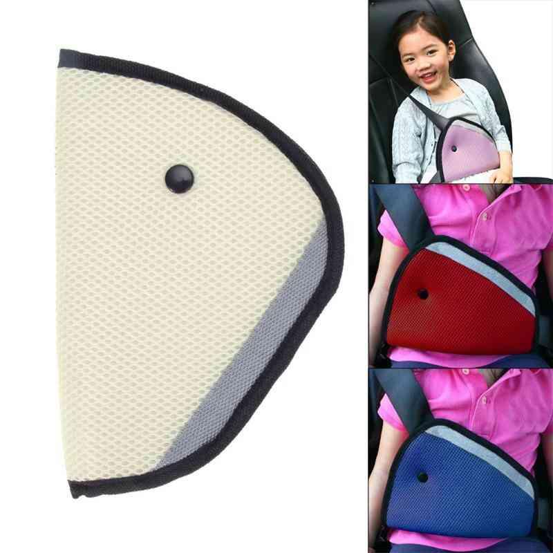 Kid's Car Seat Safety Belt Adjuster