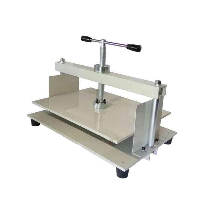 A3 Paper Press Book Machine - Bills, Checks, Brochures & Nipping Machines
