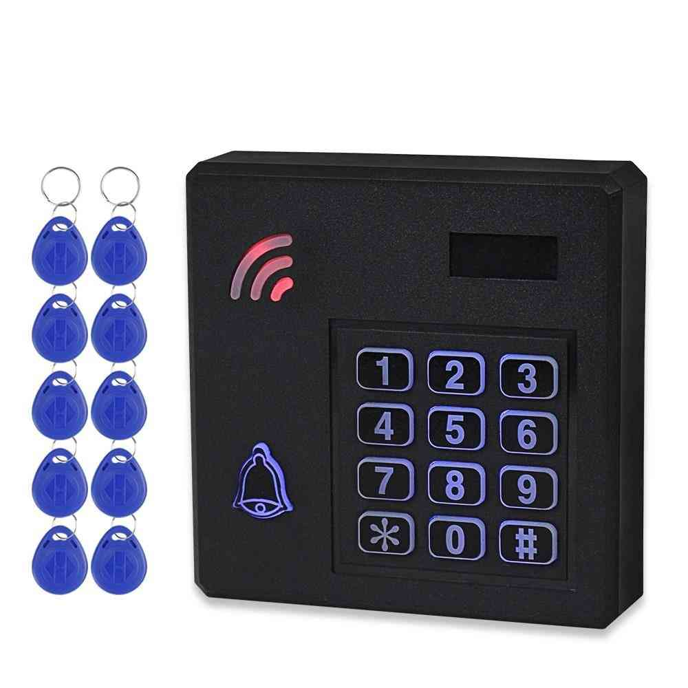 Ip68 Access Control System For Outdoor Rfid Keypad And Wg26 Access Controller Keyboard