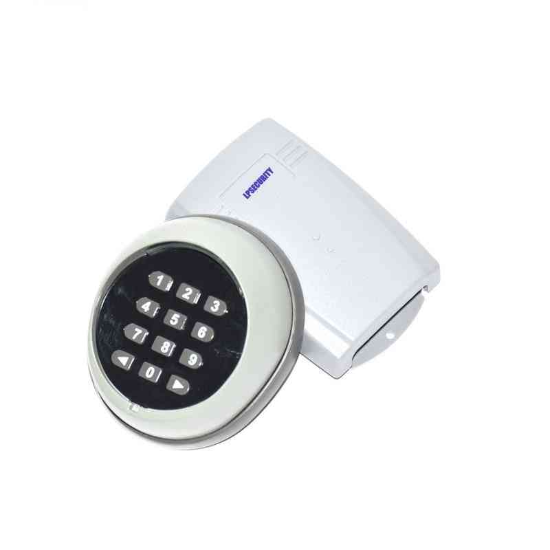 Wireless Wall Keypad For Garage/ Swing/ Sliding Gate Opener Switch With Receiver