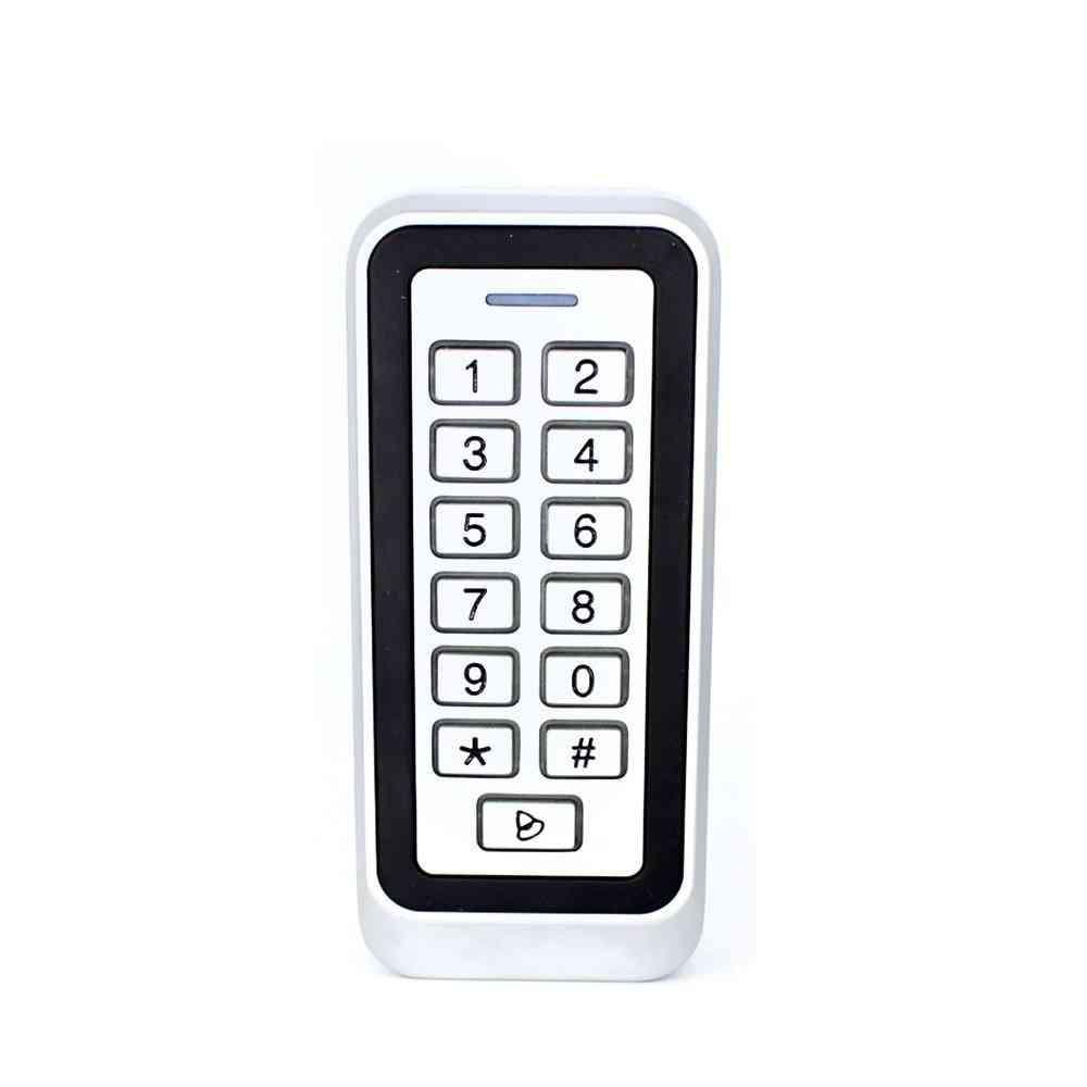 Ip67 Backlight Rfid, Door Access Control Reader, Em Card Keypadcode For Door Lock