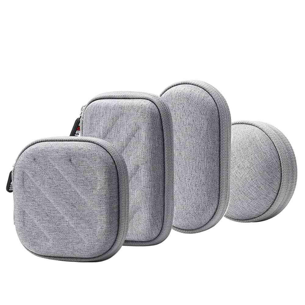 Hard Usb Flash Drive Case, Travel Carrying Bag