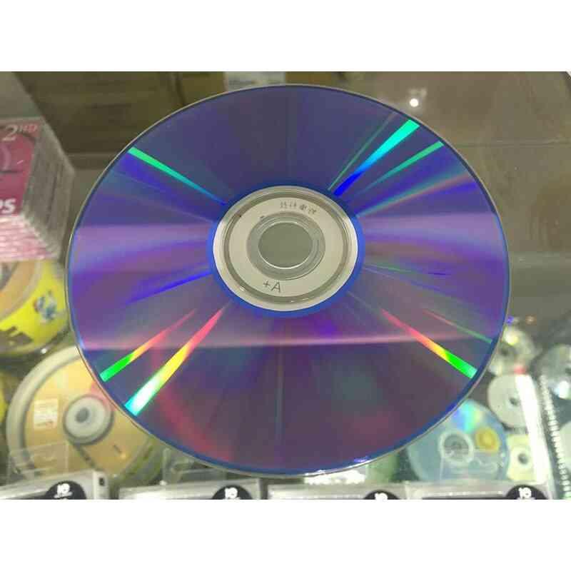 50pcs Dvd Drives Blank Dvd-r Cd Disks 4.7gb 16x Bluray Recordable Media Empty Dvd Discs