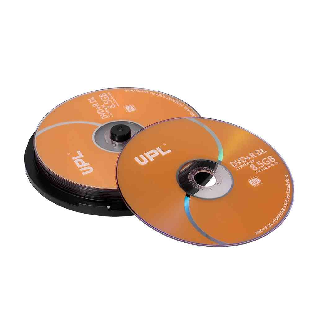 8.5gb 215min 8x Disc Dvd Disk For Data & Video