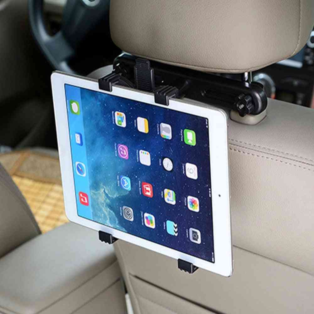 Universal Car Seat Mount Telescopic Tablet Holder