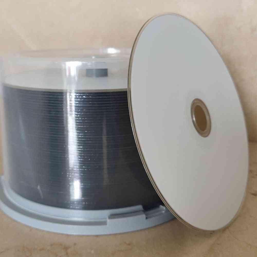 Disc Bd-r 50gb Bluray Dvd Bdr 50g Inkjet Printable 4x