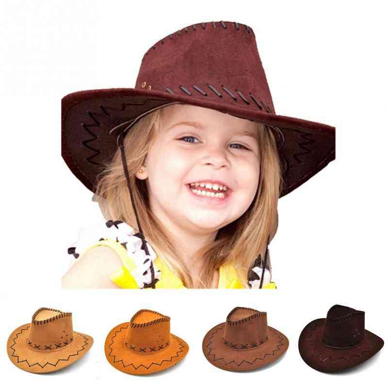 Unisex Cowgirl, Cowboy Hat - Classical Design