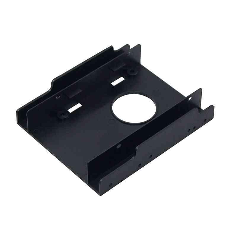 Bracket Plastic Hard Disk Holder, Laptop Mechanical Ssd Solid State Adapter