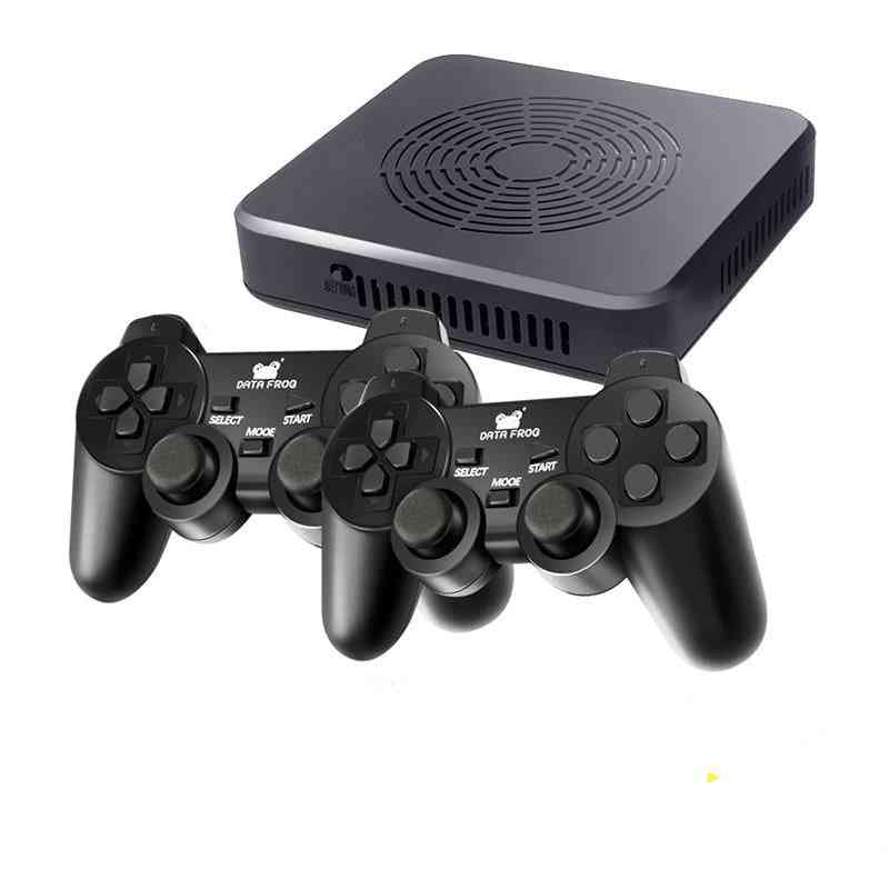 Wifi Video Game Console, Support 4 Player, Built-in 3000+games For Ps1/psp