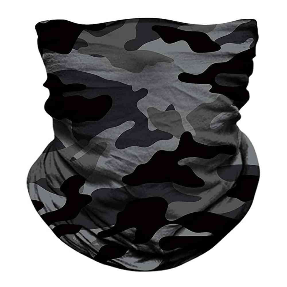 Breathable Bicycle Magic Scarf, Outdoor Sports Riding Mask, Bike Headband