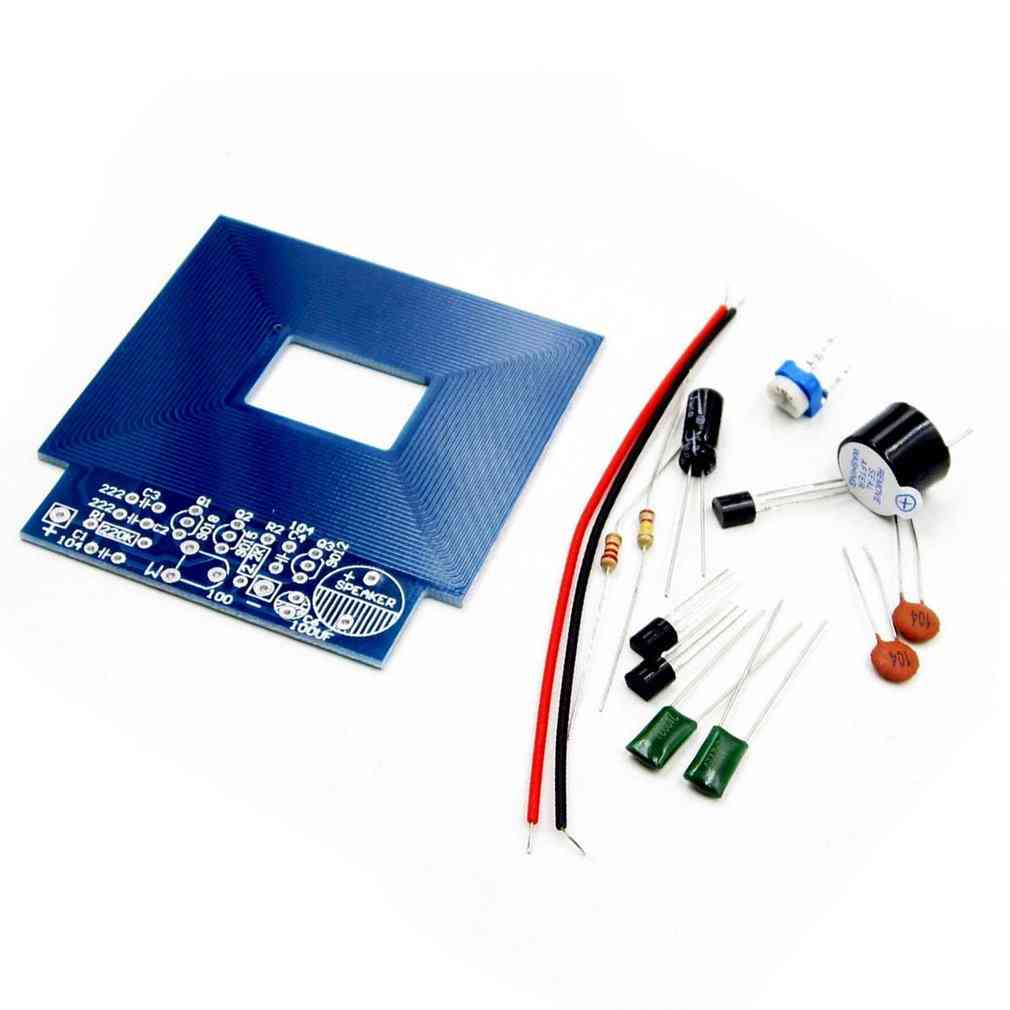 Dc 3v-5v, Metal Detector/ Locator, Electronic Kit