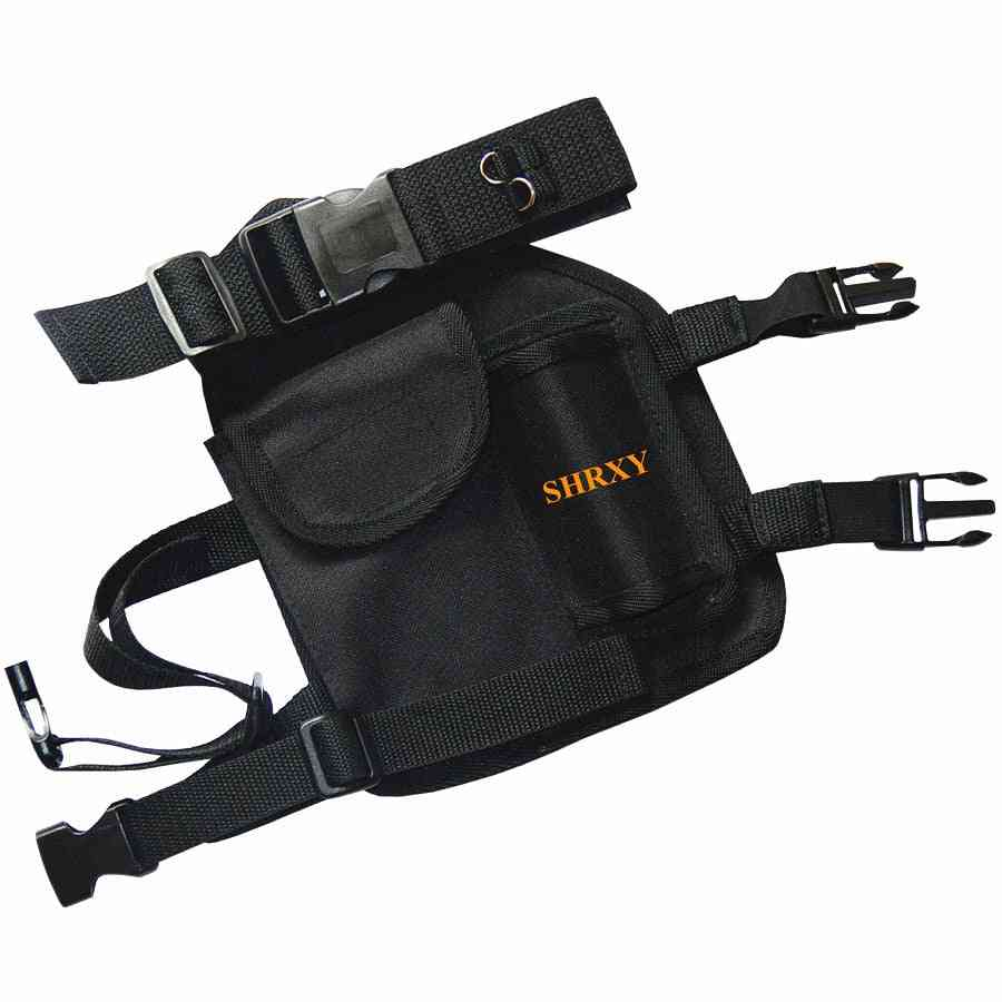 Pin- Pointing Metal Detector, Drop Leg, Pouch Holster For Profind Bag