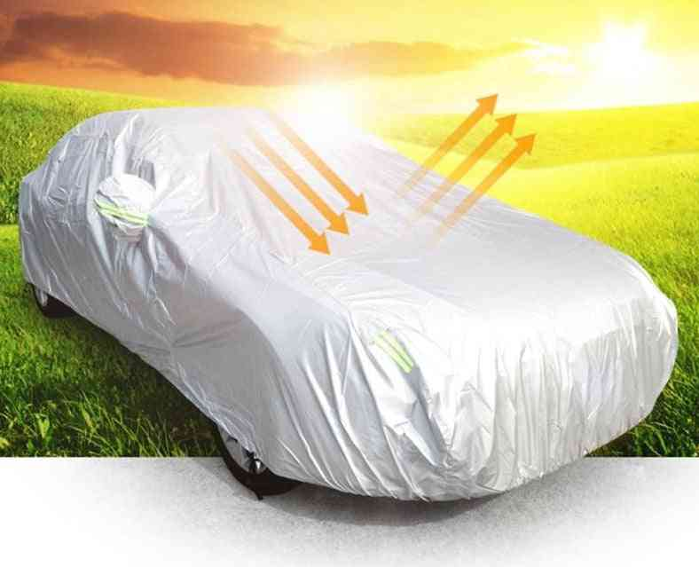 Waterproof, Dustproof And Uv Protection Auto Full Covers