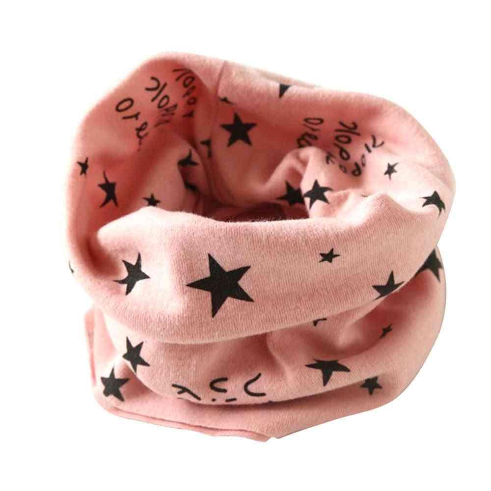 Spring Scarf - O-ring Neck Collars